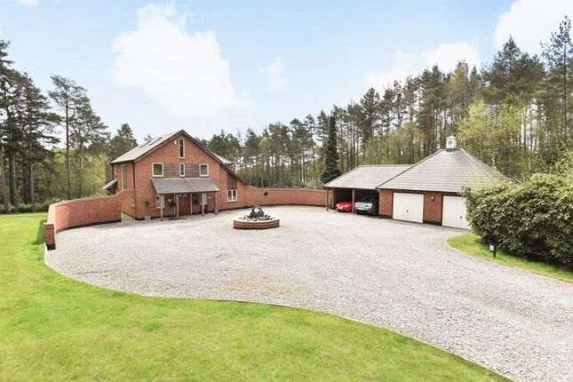 Thumbnail Detached house for sale in Whiteshoot Hill, Redlynch, Salisbury