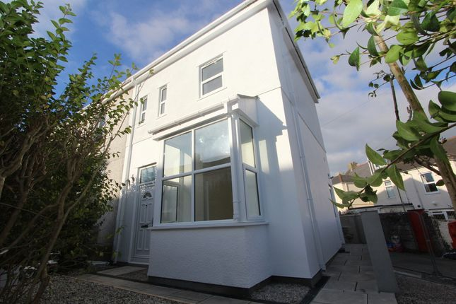 Thumbnail End terrace house for sale in Buller Road, Torpoint