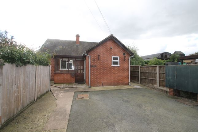 2 bed detached bungalow to rent in The Beeches, Westbury SY5