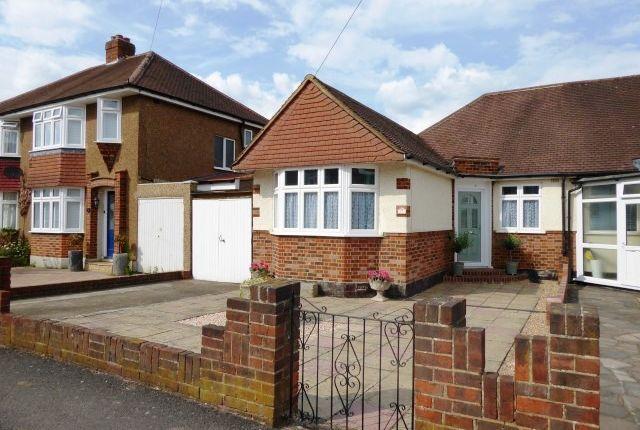 Thumbnail Semi-detached bungalow to rent in Rhodrons Avenue, Chessington
