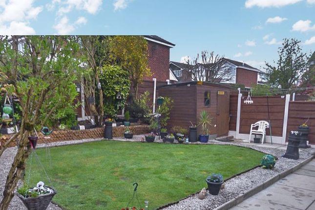 Garden of Skegness Close, Bury BL8