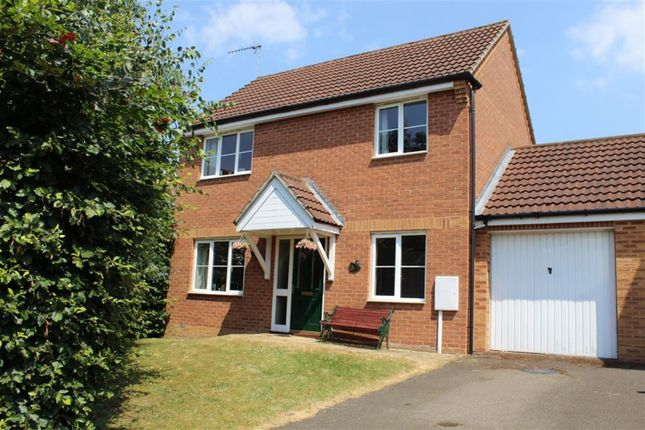 Thumbnail Link-detached house for sale in Spilsby Meadows, Spilsby