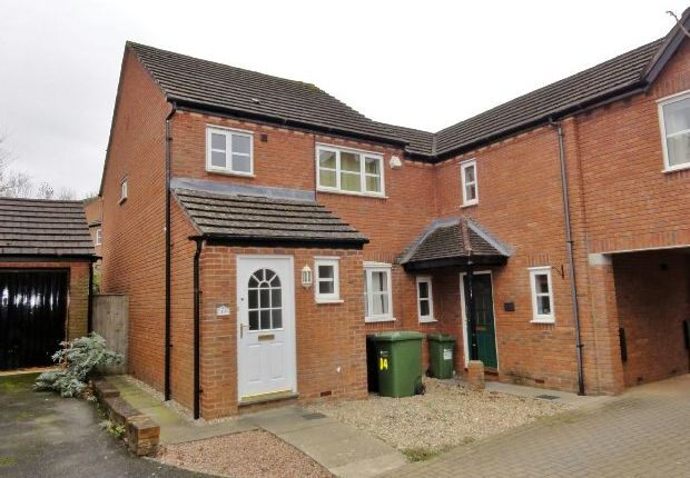Thumbnail Semi-detached house to rent in Kempley Brook Drive, Ledbury