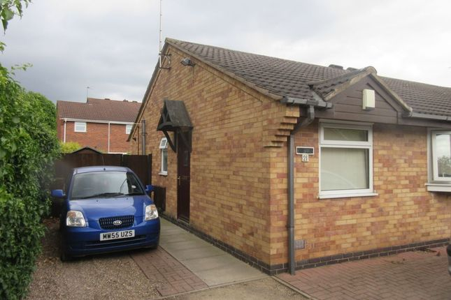 Thumbnail Bungalow to rent in Halford Street, Syston