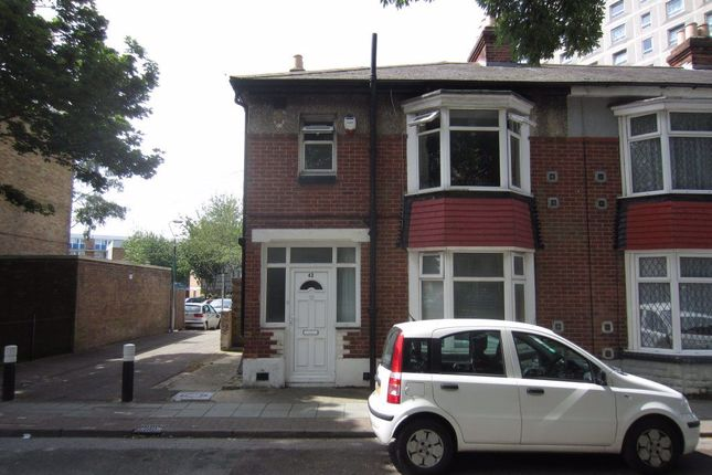 Thumbnail Property to rent in Rivers Street, Southsea