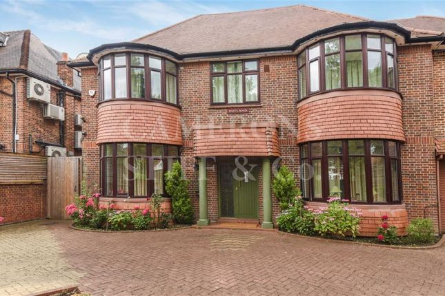 Thumbnail Detached house for sale in Brondesbury Park, Brondesbury Park, London