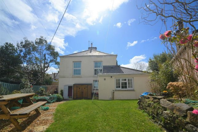 Thumbnail Semi-detached house for sale in Riverside, Chacewater, Truro, Cornwall