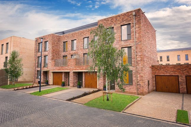 """Thumbnail Terraced house for sale in """"Clementhorpe V1"""" at Campleshon Road, York"""