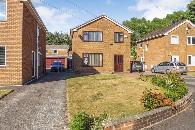 Thumbnail Detached house for sale in Arnold Close, Ribbleton, Preston, Lancashire