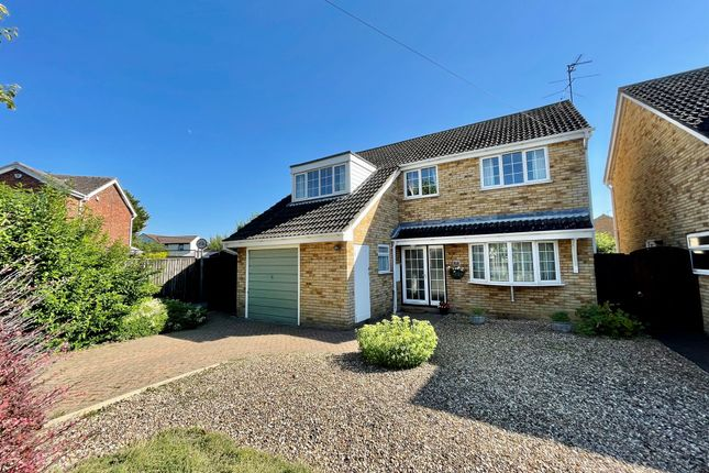 4 bed detached house for sale in Wade Park Avenue, Market Deeping, Peterborough PE6