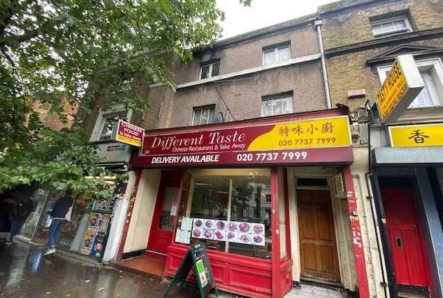 Thumbnail Retail premises to let in Different Taste, Denmark Hill, Camberwell