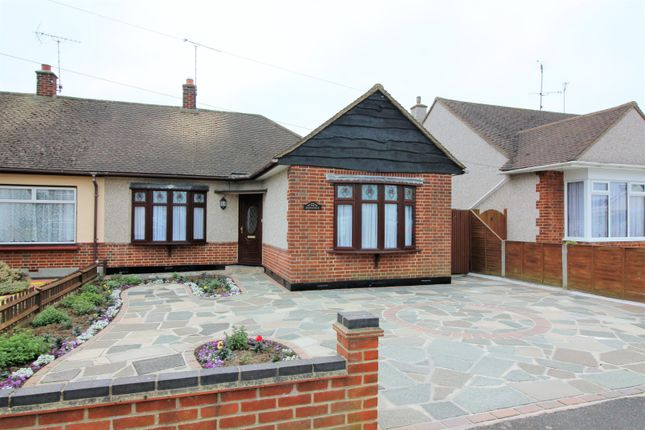 Thumbnail Semi-detached bungalow for sale in Danesfield, Benfleet