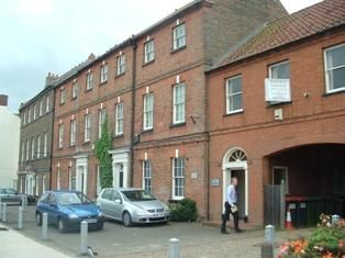 Office to let in Fitzroy House, 32 Market Place, Swaffham, Norfolk