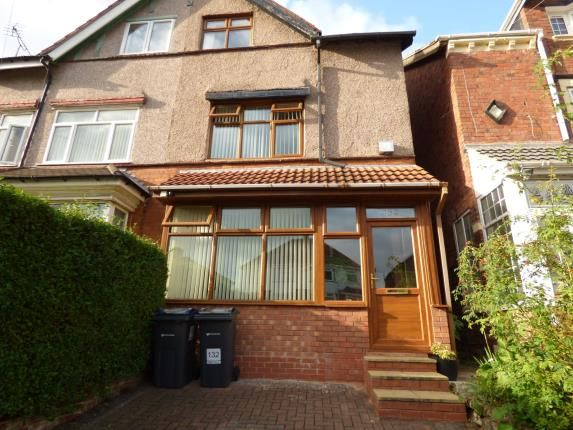 Thumbnail Semi-detached house for sale in Manor Road, Stechford, Birmingham, West Midlands