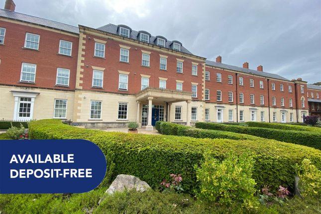 2 bed flat to rent in Kensington Oval, Boathouse Fields, Lichfield Staffs WS13