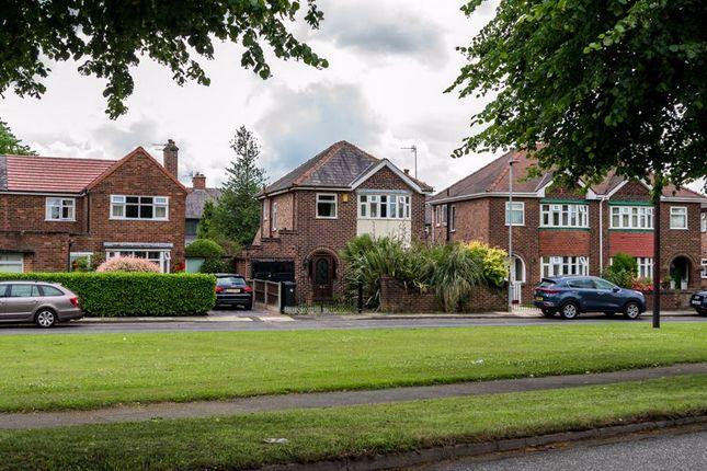Thumbnail Detached house for sale in Poplars Avenue, Warrington
