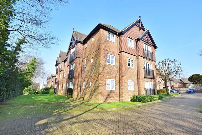 Thumbnail Flat for sale in Newbury Road, Worth, West Sussex