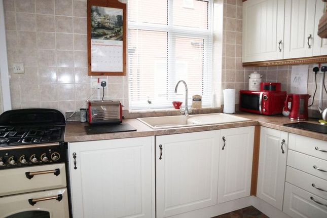 Kitchen of Highfield Drive, Blurton, Stoke-On-Trent, Staffordshire ST3