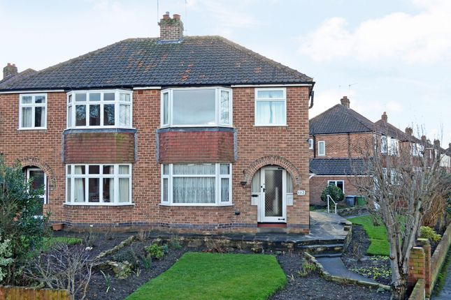 Thumbnail Semi-detached house to rent in Thief Lane, York