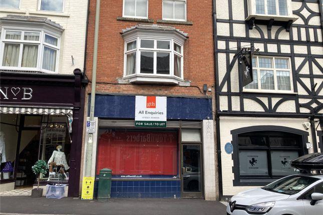 Thumbnail Retail premises to let in Gold Street, Tiverton, Devon