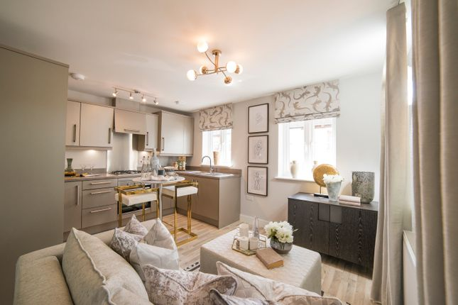 Show Home of St James Park Road, Northampton NN5