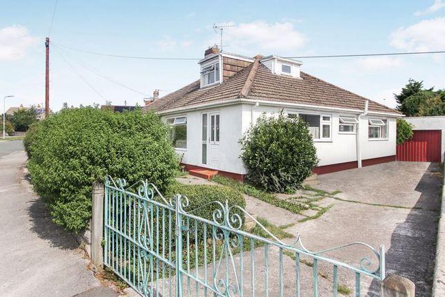 Thumbnail Semi-detached bungalow for sale in Fairfield Rise, Llantwit Major