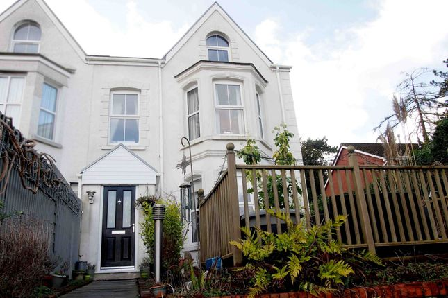 Thumbnail Semi-detached house for sale in Ardwyn Uplands, Gowerton, Swansea