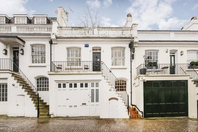 Thumbnail Terraced house for sale in Holland Park Mews, London