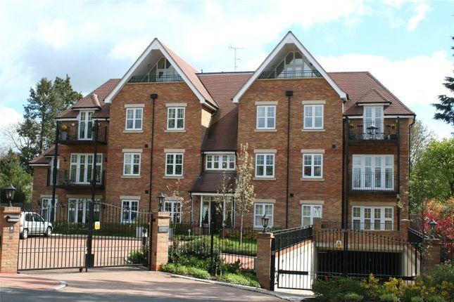Thumbnail Flat for sale in Packhorse Road, Gerrards Cross, Bucks