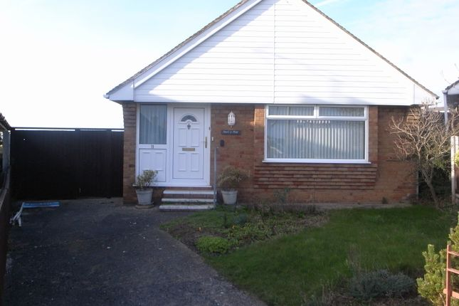 Thumbnail Detached bungalow to rent in Merton Place, Rhyl