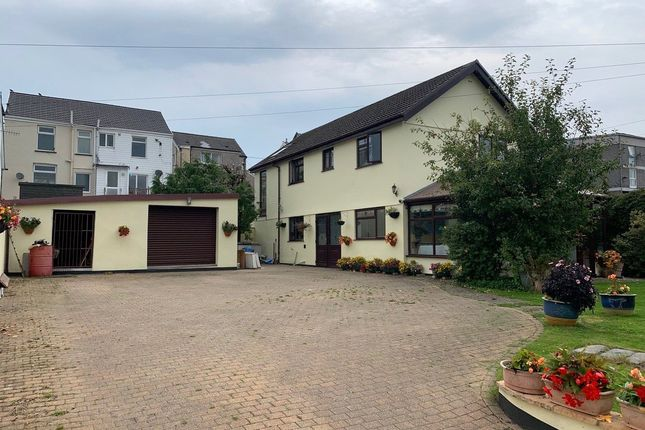 Thumbnail Detached house for sale in Pontycapel Road, Cefn Coed, Merthyr Tydfil