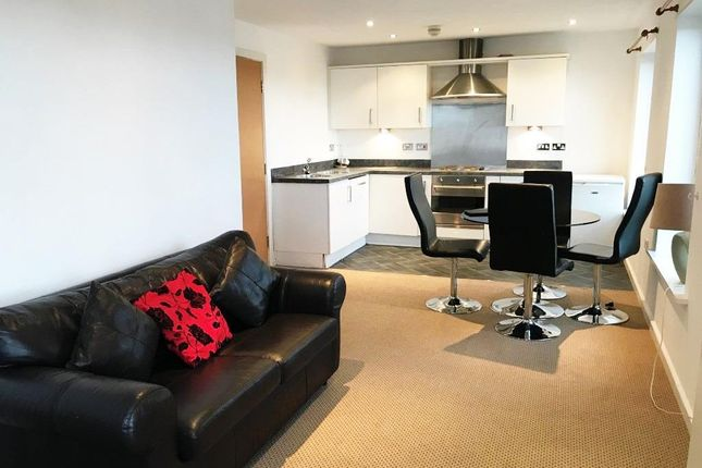 2 bed flat to rent in The Citadel, Ludgate Hill, Manchester