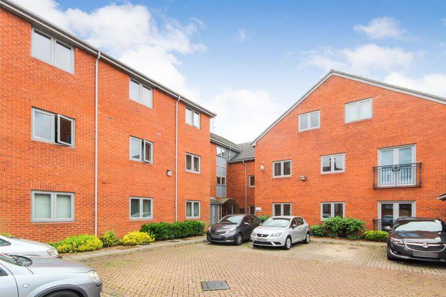 Thumbnail Flat to rent in Highland Court, Scotland Road, Basford, Nottingham