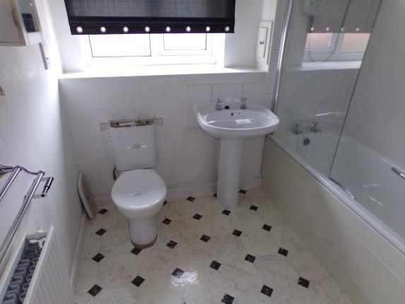 Bathroom of Woodcroft Court, 27 Hawbush Road, Walsall WS3
