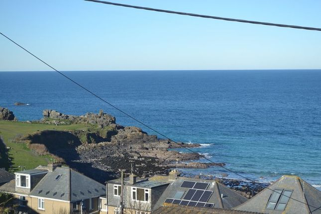 Thumbnail Detached bungalow for sale in Westward Road, St. Ives