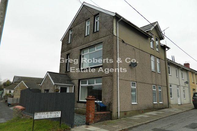 Thumbnail End terrace house for sale in Butleigh Terrace, Tredegar, Blaenau Gwent.