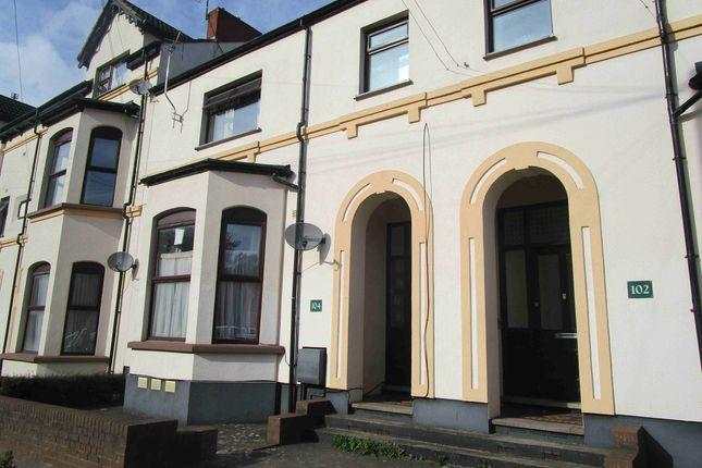 Studio to rent in 98 Compton Road, Wolverhampton WV3
