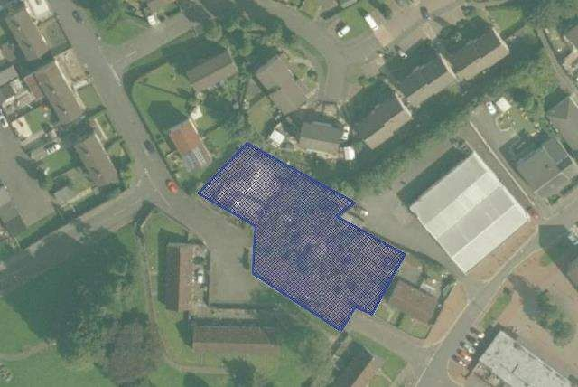 Thumbnail Land for sale in Baingle Brae, Tullibody, Alloa