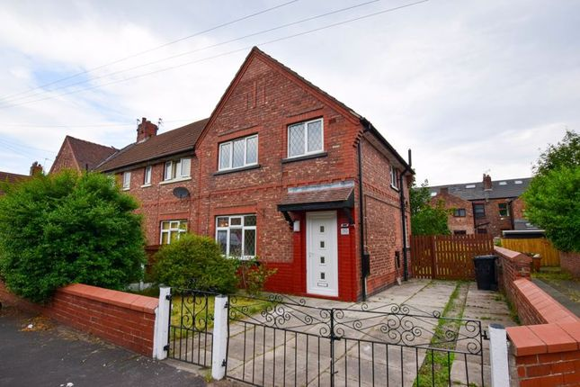 Thumbnail End terrace house for sale in Princess Street, Altrincham