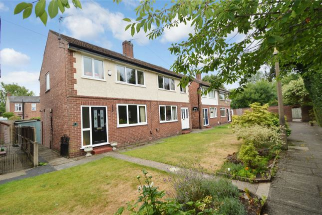 Thumbnail Semi-detached house to rent in Glynis Close, Cale Green, Stockport, Cheshire