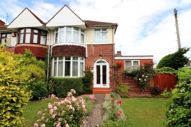 4 bed semi-detached house for sale in Willow Way, Luton, Bedfordshire LU3