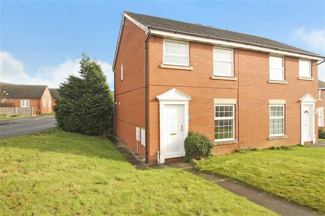 Thumbnail Semi-detached house to rent in Maple Avenue, Oswestry, Shropshire