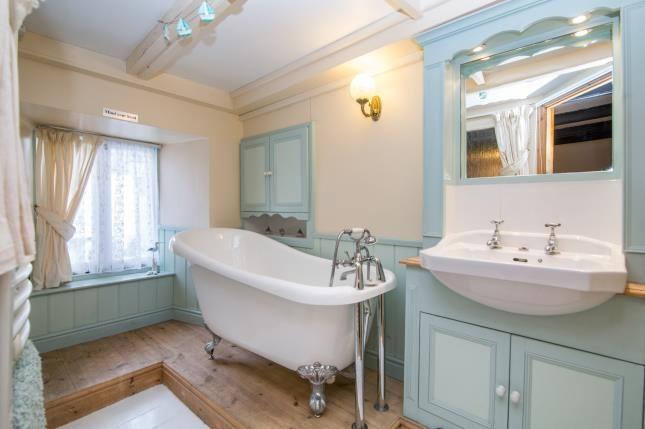 Bathroom of Polperro, Looe, Cornwall PL13