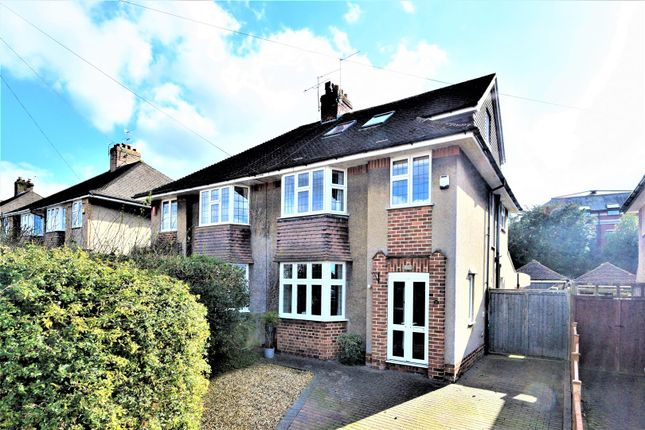 Thumbnail Semi-detached house for sale in Priory Avenue, Westbury-On-Trym, Bristol