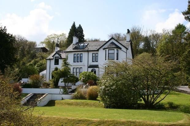 Thumbnail Detached house to rent in Shore Road, Innellan, Dunoon, Argyll And Bute