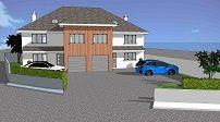 Thumbnail Detached house for sale in La Grande Route De Noirmont, St Brelade