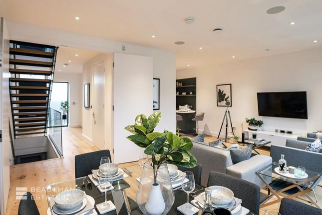 Thumbnail Terraced house to rent in Elsworthy Rise, Primrose Hill