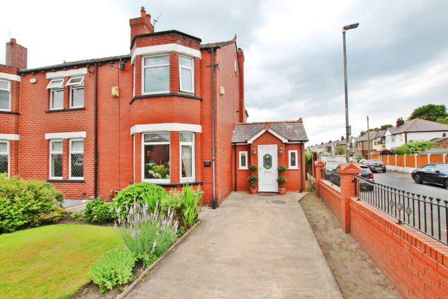 Thumbnail Semi-detached house for sale in Millbrook Lane, Eccleston, St Helens