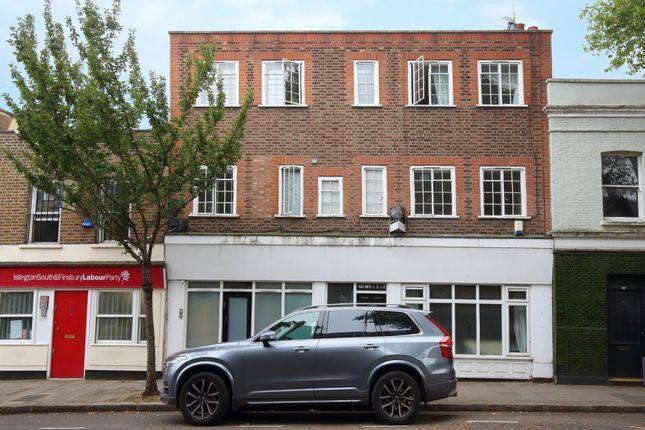 Thumbnail Flat to rent in Barnsbury Street, Islington, London