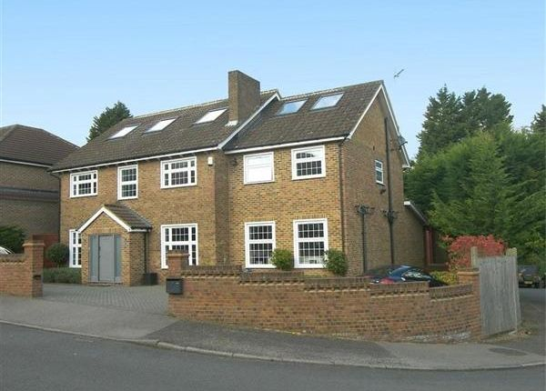 Thumbnail Detached house for sale in Greenacre Close, Barnet